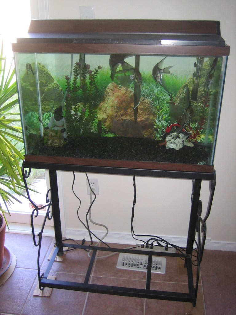 30 Gallon Aquarium Stand Plans