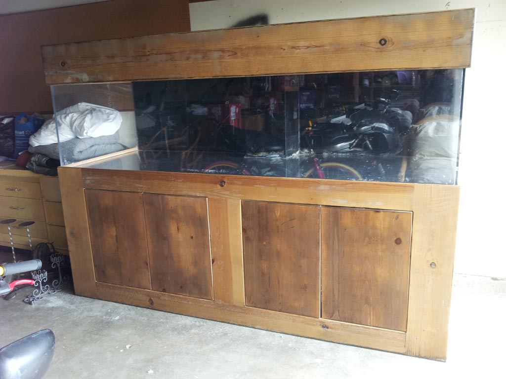 Acrylic Aquarium 100 Gallon