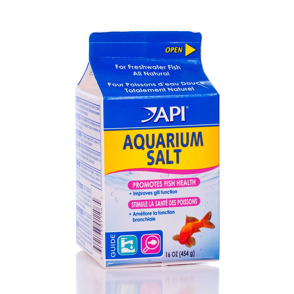 API Aquarium Salt Betta Fish