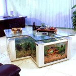 Aqua Coffee Table Aquarium