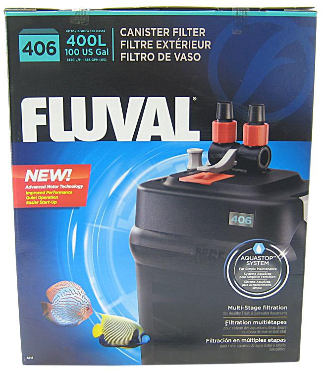 Aquarium 100 Gallon Filter