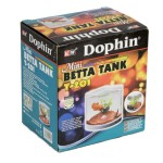 Aquarium Betta Fish Tank Dolphin T-201