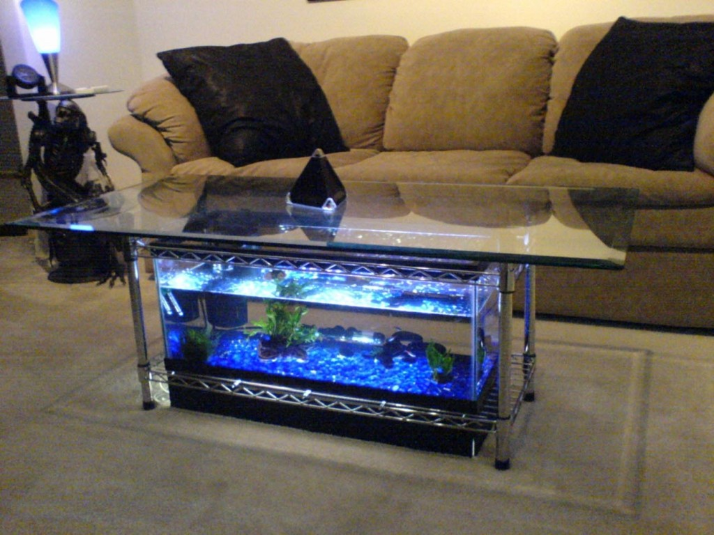 Aquarium Coffee Table Reviews