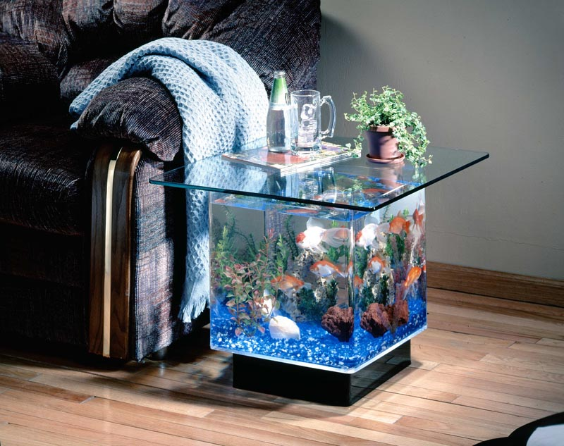 Aquarium Coffee Tables Furniture