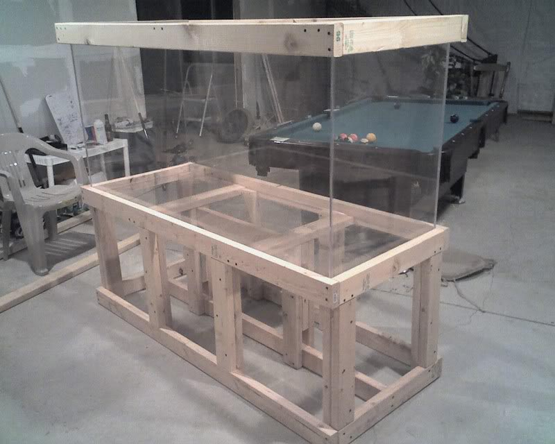 aquarium stands 100 gallon aquarium design ideas