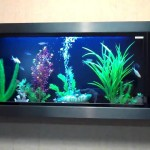 Aquavista 500 Wall Mounted Aquarium Rama
