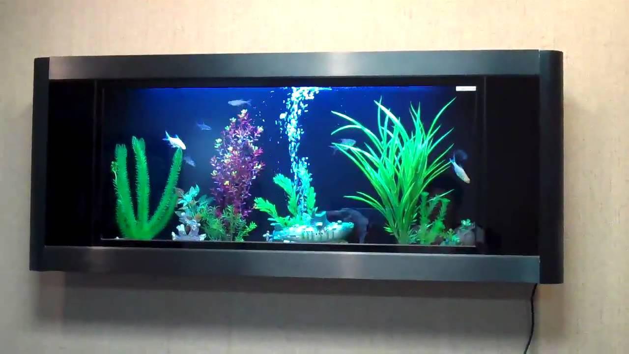 Aquavista 500 Wall Mounted Aquarium Rama