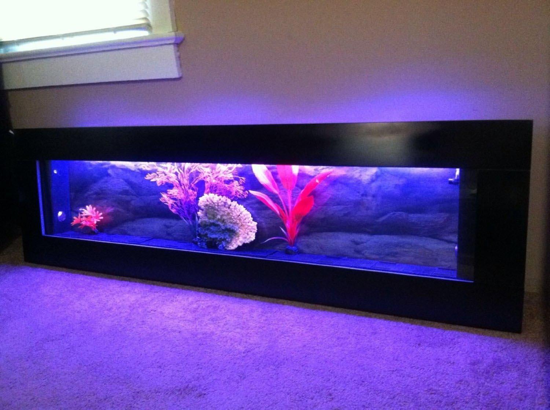 Aussie Aquariums Wall Mounted