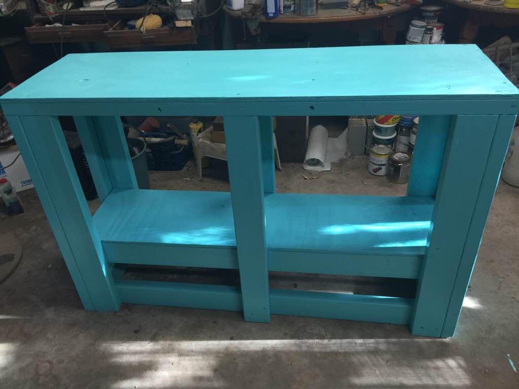 Build a Fish Aquarium Stand