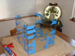 Building a Glass Aquarium