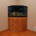 Corner Fish Aquariums with Stands