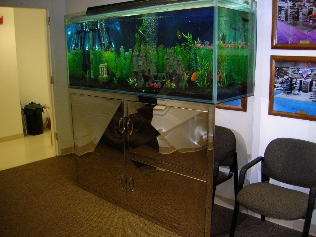 Custom Aquarium Furniture Stands