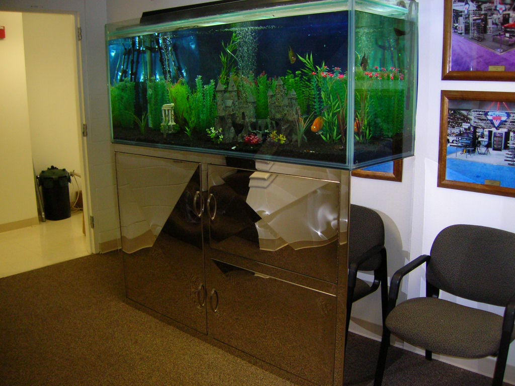 Aquarium stand diy how to build your own aquarium stand for Tank furniture