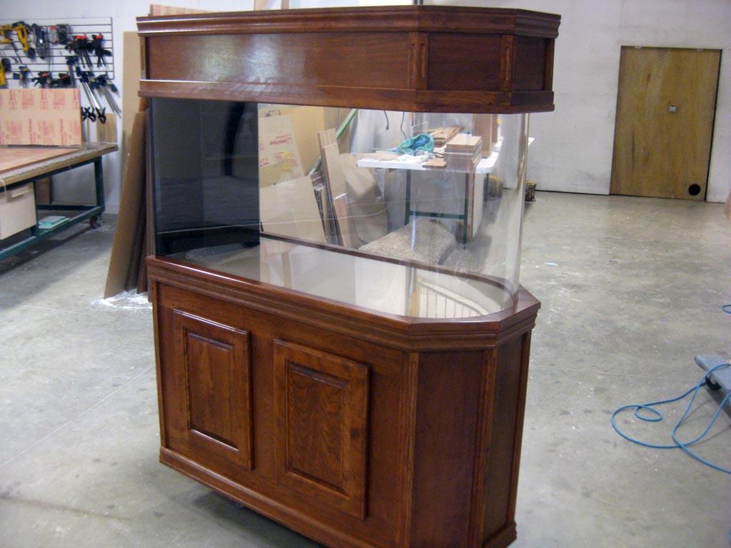 Custom Aquarium Stand Builder