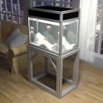 Custom Aquarium Stand Designs