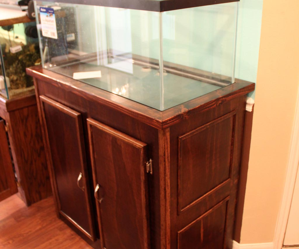 Custom Aquarium Stands and Furniture