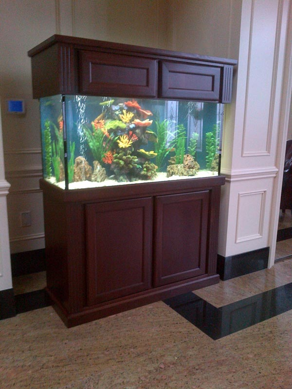 Custom Aquarium Stands Canopies