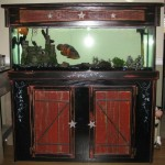 Custom Fish Aquarium Stands