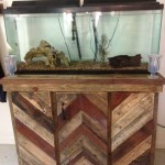 DIY Fish Aquarium Stands