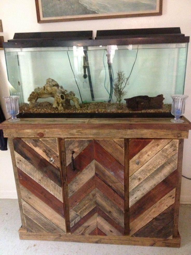 Fish Aquarium Stands A Wonderful Addition To Your Home's