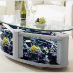 Elite Coffee Table Aquarium Fish Tank