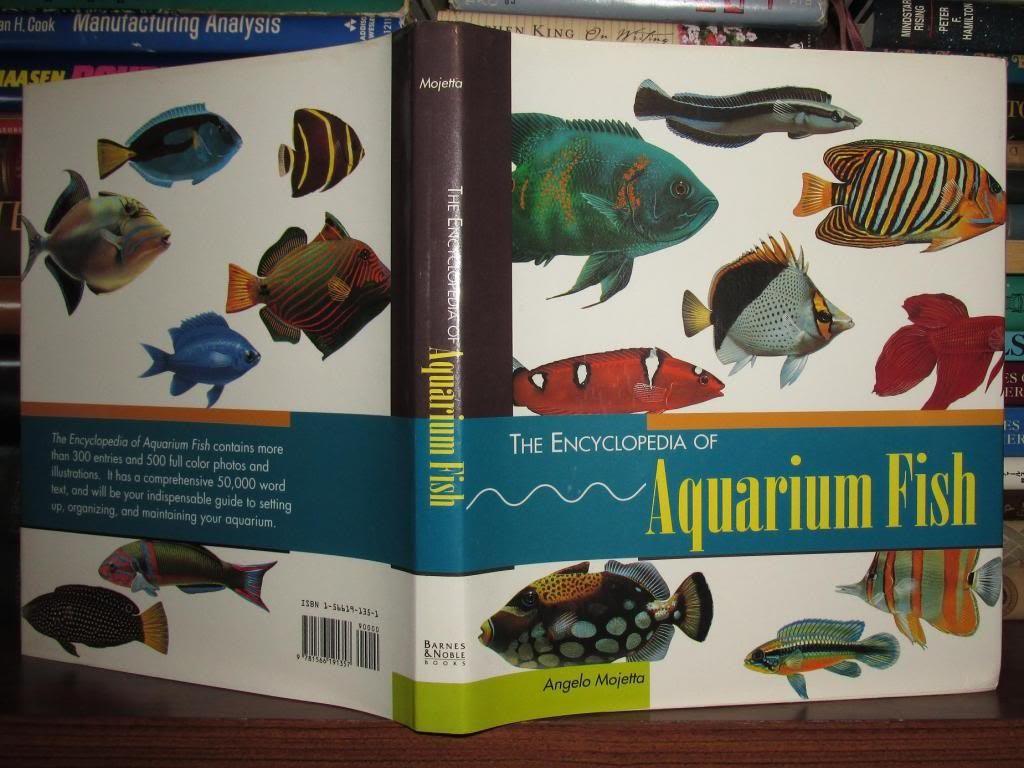 Exotic Aquarium Fishes Book