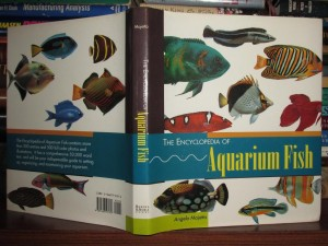 Exotic Aquarium Fishes Book