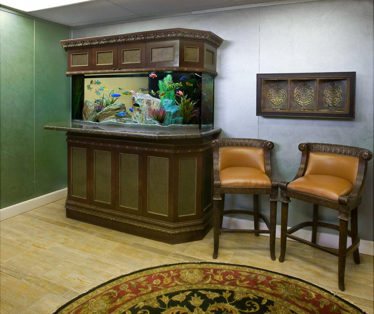 Fish Aquarium Stands Designs