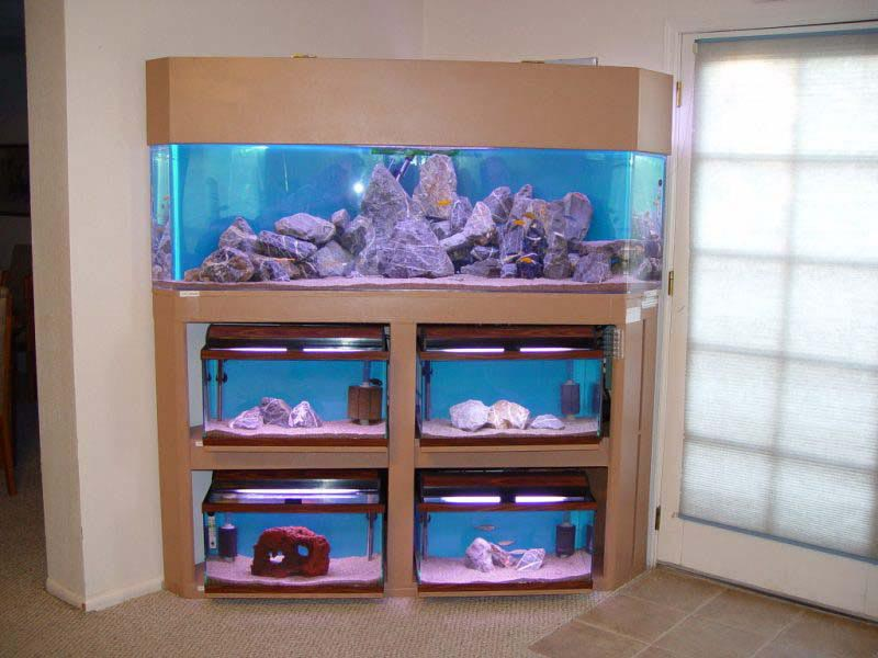 Fish Tank Aquarium Stands