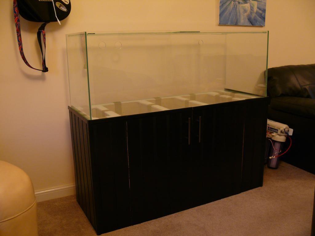 How to Build a Custom Aquarium Stand