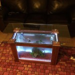 Plans Build Coffee Table Aquarium