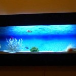 Wall Mounted Aquarium Filters