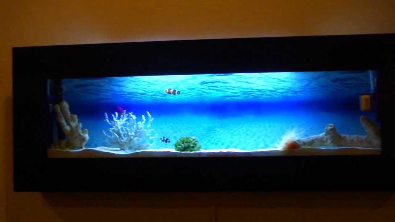 Wall Mounted Aquarium Filters